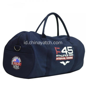 Canvas Handling GYM Bag dengan Printing