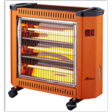 infrared quartz heater with fan and humidifying