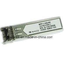 Émetteur-récepteur fibre optique SFP-1.25g-Sx tiers compatible avec les commutateurs Cisco