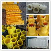 Peças plásticas de moldagem por injeção de plástico de fabricação