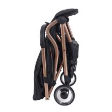 Poussettes pour bébé à dossier réglable mécanique à 4 positions