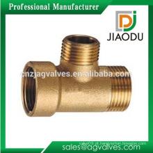 Yuhuan fabricante a venda quente forged o npt personalizou o macho 2 1 T de bronze fêmea