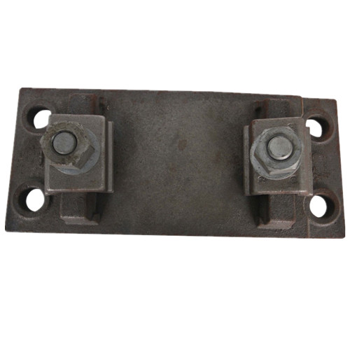 Railroad Casting Base Railway Tie Plates