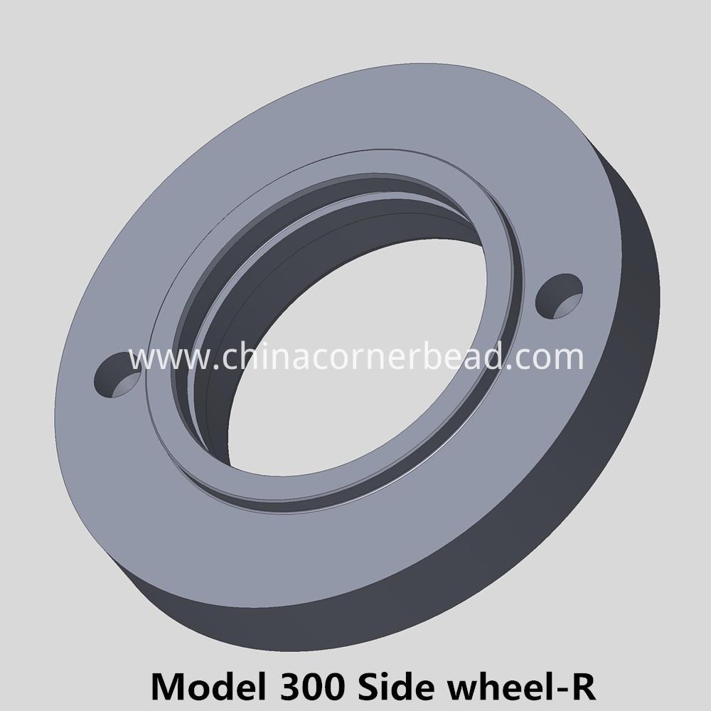 Model 300 side wheel-R