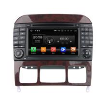 reproductor de DVD del coche del OEM para la Clase S W220