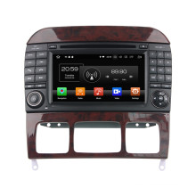 oem car dvd player for S-Class W220