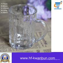Tasse en verre pour bière ou boire du gobelet de boisson Kb-Jh6031