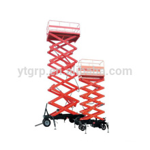 Henan Yuntina Mobile Electric Aerial lift Platform High Quality
