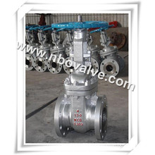 "Cast Steel Handwheel Manual Gate Valve (8"")"