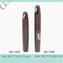 Materiales de aluminio AG-YJ0506 tubo de rimel vacío