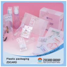 Embalagem plástica do presente / embalagem do PVC