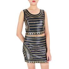 Новый дизайн блесток юбка
