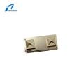 Hardware Case and Handbag Accessories Nail Lock