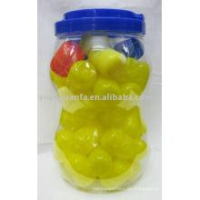 Leere Kunststoff-Kapsel-Container für Spielzeug-Verkaufsautomat