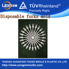 Disposable Forks Molds Maker
