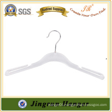 Online Shopping Heavy Quality White Gown Hanger of Plastic