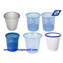 Molde plástico do Wastebasket do producto