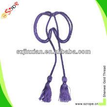 tassel string/tassel tiebacks/organza bags with tassels