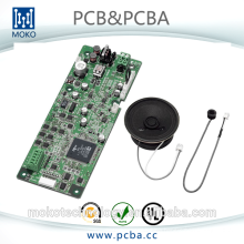 OEM advanced security and communication smart home alert system PCB Manufacturer