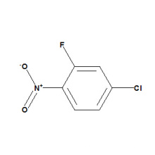 4-Cloro-2-Fluoronitrobenzeno Nº CAS 700-37-8