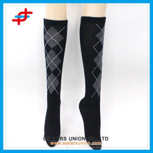 Japanese stocking girl's knee high sports socks, compression sleeve leg warmer