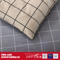 100% Coton 200TC Satin Imprimé Literie Hôtel Linge Fournisseurs