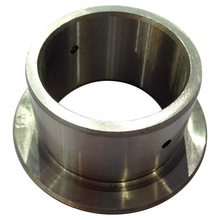 Steel Bearing Sleeve Bushing Bush Housing with Flange