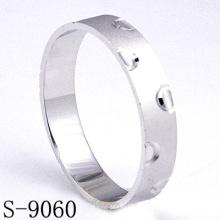 Мода ювелирные изделия Обручальное кольцо 925 Серебро (S-9060)