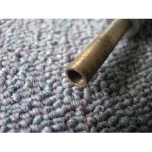 fuente de la fábrica 6mm taladro espiga/cono-broca Taladro broca de diamante bit / sinterizado / diamante broca para la perforación de vidrio