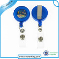 Custom Metal Wire Spinning Yoyo Badge Reel