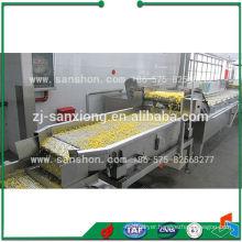 quick-frozen vegetable production line