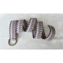 Fashion studded webbing belts for Jeans-KL0025