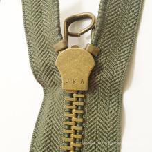 # 5 Heavy Duty Metall Zipper für Bekleidung