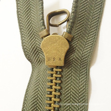 #5 Heavy Duty Metal Zipper for Garments