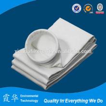 Tissu filtrant en polyester pour sac de collecte des poussières