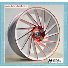 Новейшие разработки для американских гоночных колес 2015 года