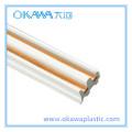 Hersteller Kundenspezifisches Produkt-Extrusionsprofil (OKAWA-07)