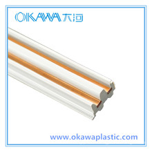 ABS &Copper Common Extrusion Parts Manufacturer