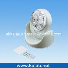 Luz de noite com sensor de LED com bateria (KA-NL368)