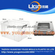 Huangyan multi-compartimento de alimentos de peixe fornecedor de moldes fornecedor de moldes, fabricante