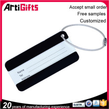 New design metal purse luggage tags