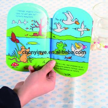 Umweltfreundliche wasserdichte Baby Bad Buch/Promotion EVA/PVC/Kunststoff Baby Bad Buch