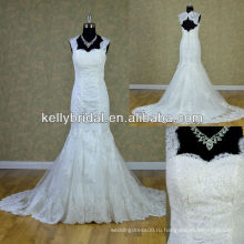 элегантный милая декольте бретельках русалка платья weddinf