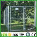 Прямое заводское снабжение ПВХ покрытием ворота забор / главный ворота и ограждения стены дизайн