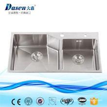 New Industrial Kitchen Equipment Used Commercial Stainless Steel Ceramic Sinks