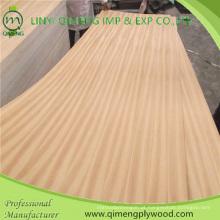 Linyi Fábrica Exportação Samll Tamanho 3'x6 'Dbbcc ou Bbcc Grade Tamanho Porta Ep Teal Contraplacado ou Ep Teak Porta Pele com preço mais barato