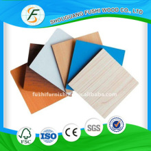 Thin Plain / Melain MDF Board