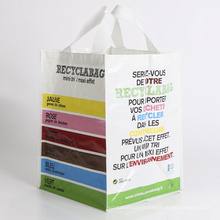 promotional shopping woven promotional bag