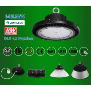 Aprobado por SAA 100W Led High Bay UFO