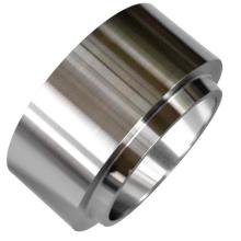 O cnc da liga de alumínio do ODM que corta as peças de metal feitas à máquina